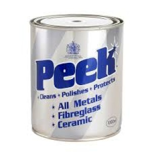 Peek – Metallpuss 1000 ml boks